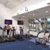 Splash Zone Gym Reservation